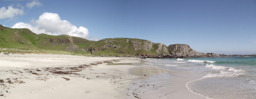 Scoor Beach, Isle of Mull, Scotland, UK