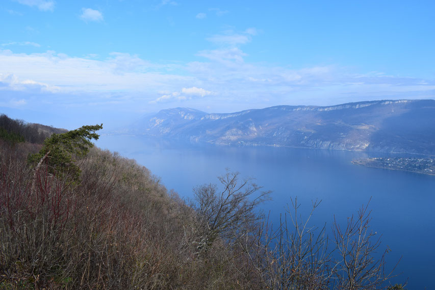 Lac du Bourget, France