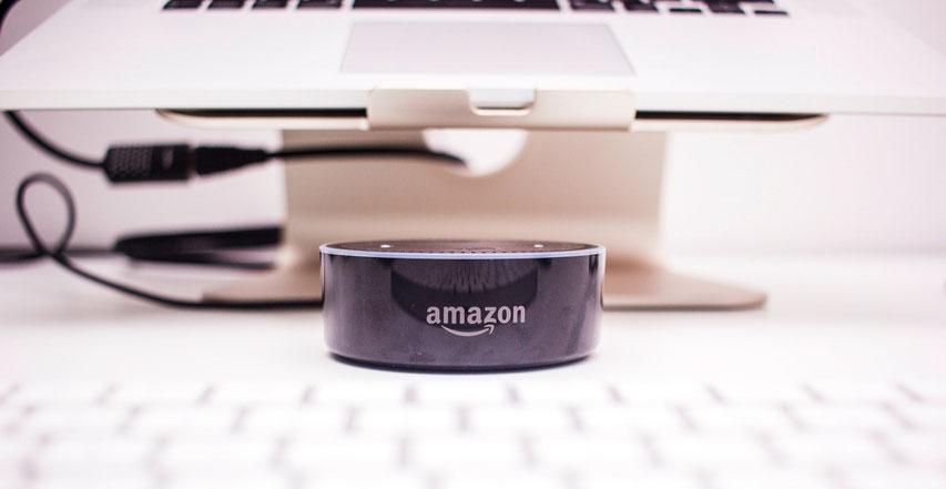 Dank Prime Day bei Amazon zieht Alexa bei uns ein...