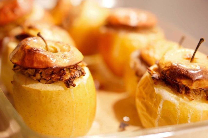 Bratapfel | schnell gemacht, gesund & clean