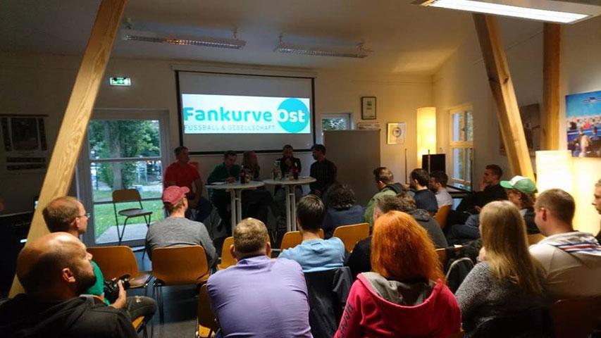 Veranstaltung Am 19 September 2017 Fankurve Ost