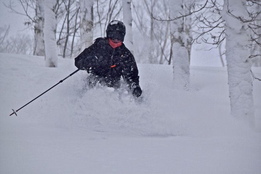 Niseko-backcountry-ski-guide
