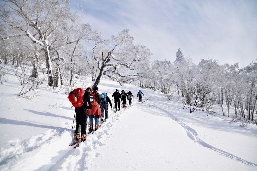 Yotei-backcountry-ski guide