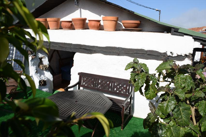 Urlaub auf Teneriffa, Casa Madera