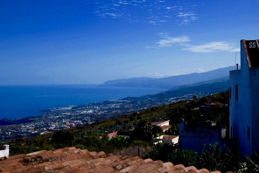 Wetter genießen La Vega, Teneriffa, Coronakrise, Casa Madera