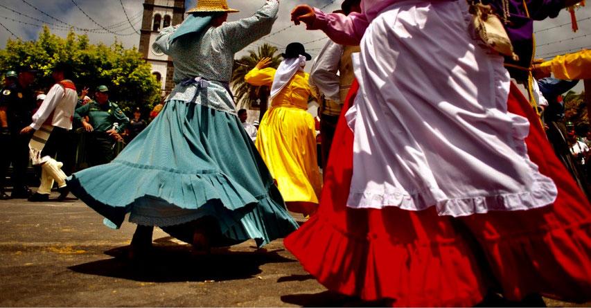 Romeria Fiesta Teneriffa, Casa Madera