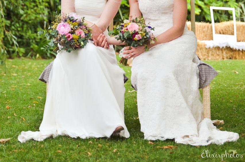 mariage homosexuel femme