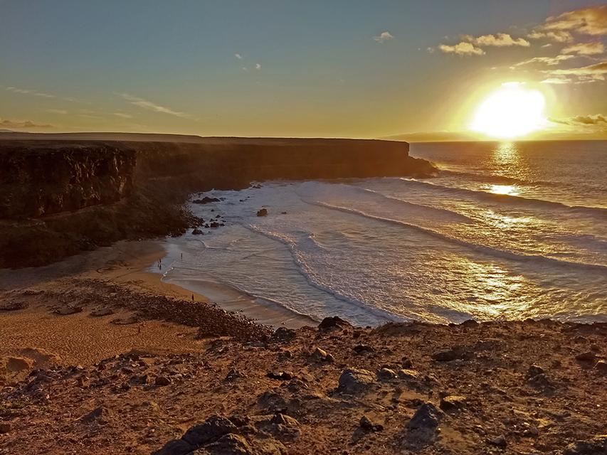 Esquinzo beach Fuerteventura