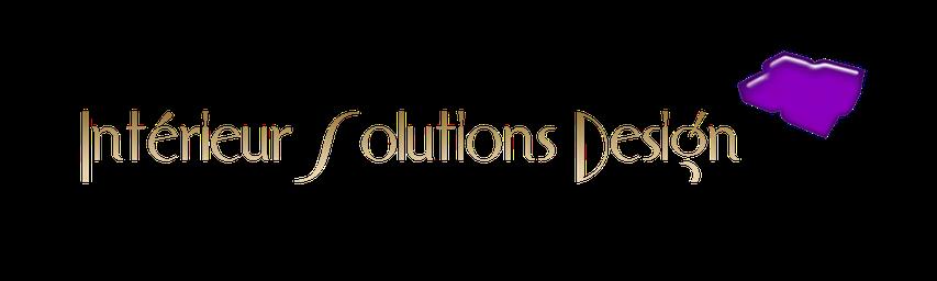 Intérieur Solutions Design