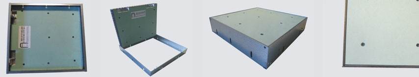Insertion Trapdoor F60 for Shaft Walls