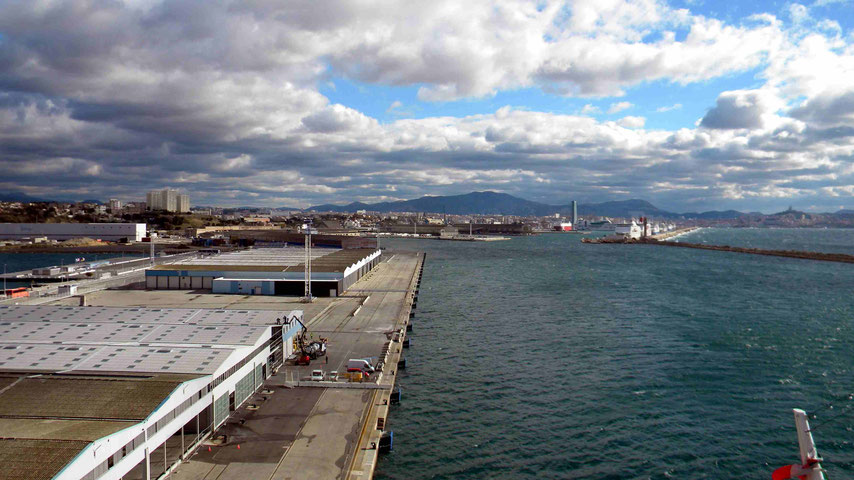 Provence Cruise Terminal