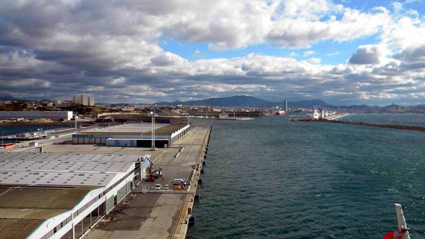 Provence Cruise Terminal (Aufnahme: 2013)