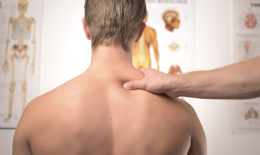 Rückenschmerzen bei Golfern
