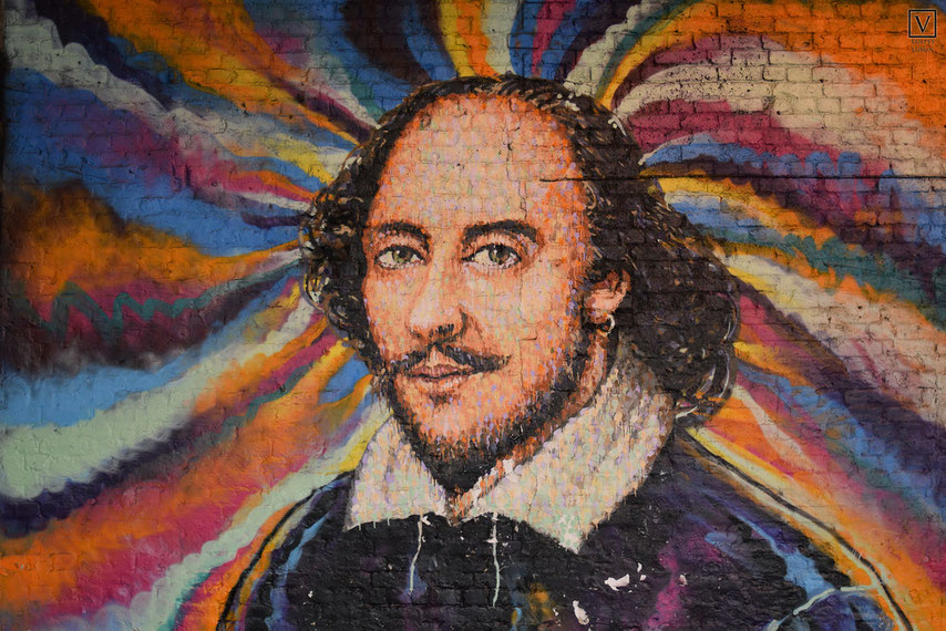 """""""Psychedelic Shakespeare"""" by Vulpes Lumin"""