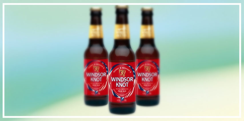"Winsdor and Eton Brewery ""Harry & Meghan's Windsor Knot"""