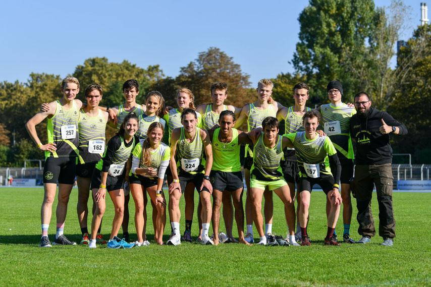 Tolles Team, tolle Leistungen - Foto: Markus Herkert