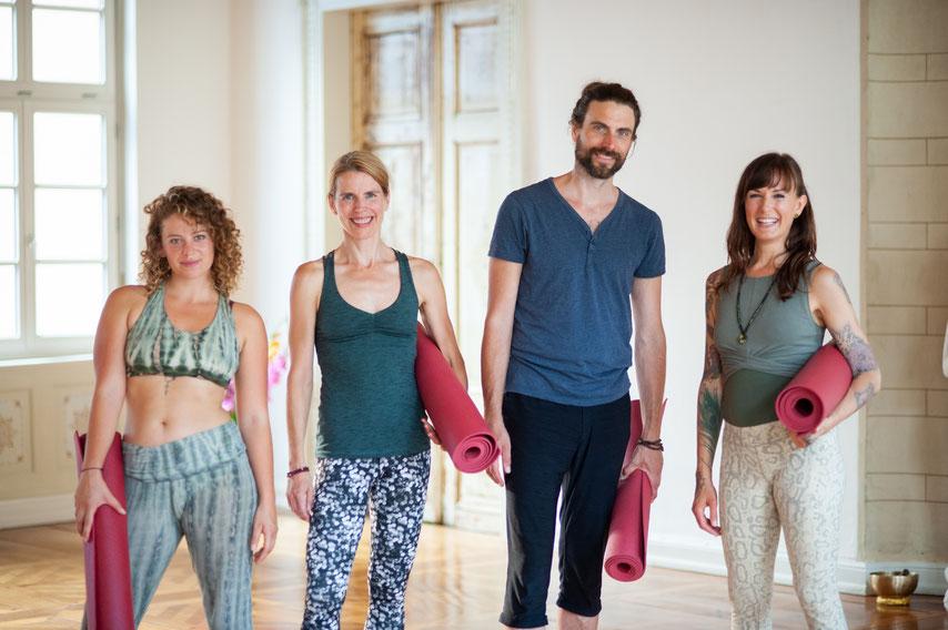 Winterevent Ashtanga Yoga Vinyasa Yoga Yin Yoga Meditation Braunschweig