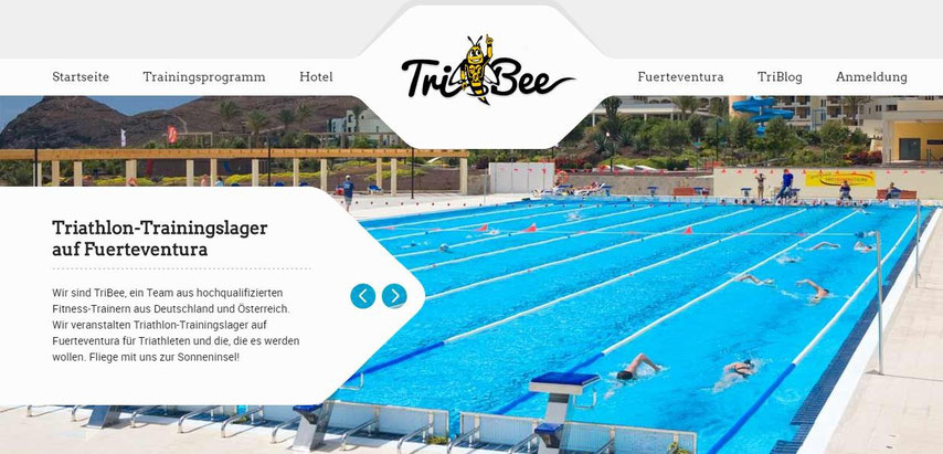 Tribee Triathloncamp mit Neonactive