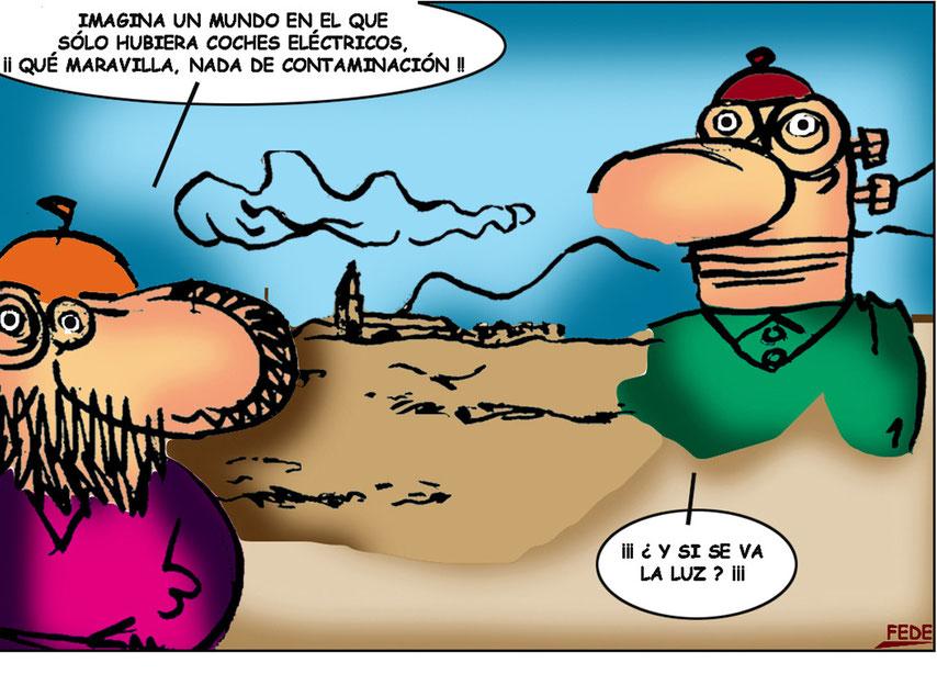 FEDE.- cartooningja.jimdo.com  La Tira de Gracia