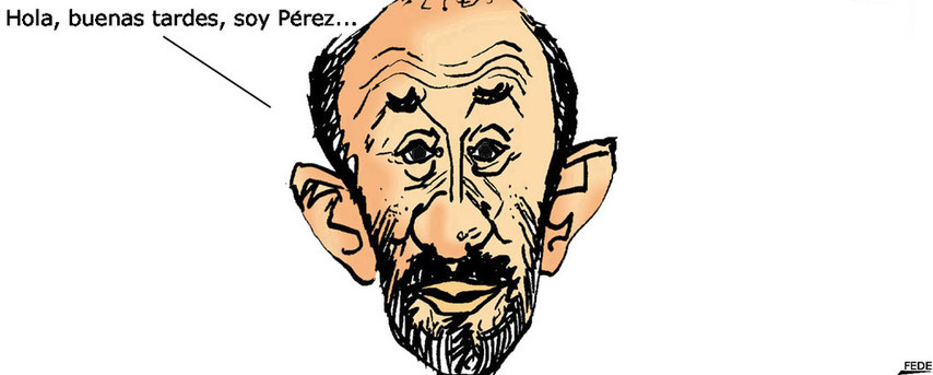 Alfredo Pérez Rubalcaba Gónzalez Guerra.- cartoonja.com