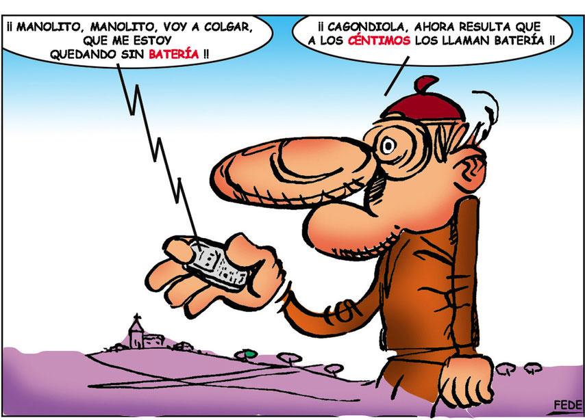 cartooningja.jimdo.com  FEDE  La Tira de Gracia