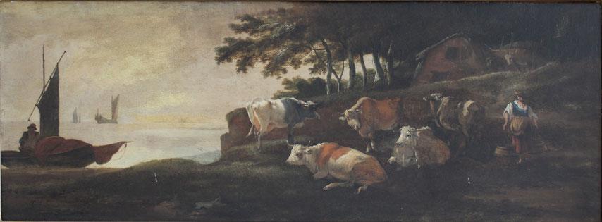 Karl Lang Archiv Jan Coelenbier van Goyen
