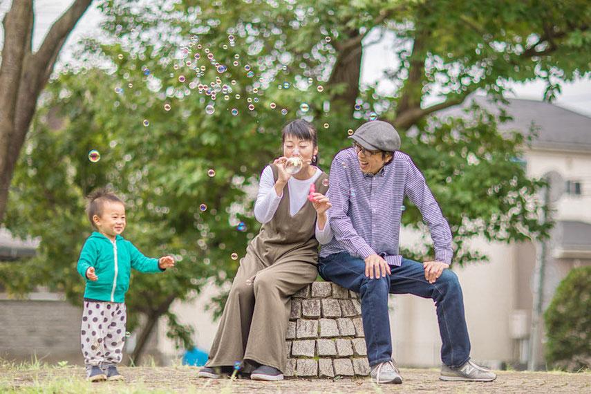 埼玉県、自宅撮影、公園撮影、家族写真、誕生日撮影