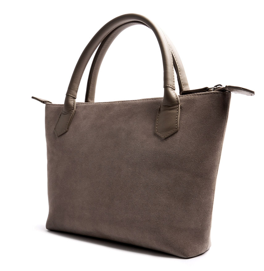 Traditionelle Dindltasche Farbe taupe  OSTWALD Traditional Craft