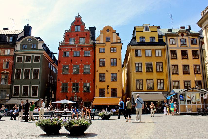 Fotografie, Reisefotografie, Stockholm, Reisen, Sehenswürdigkeiten