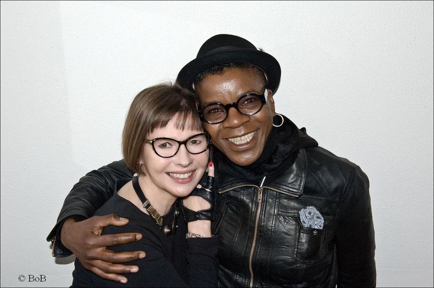 Cécile Doo Kingué © 25.10.2019 BEATE GRAMS
