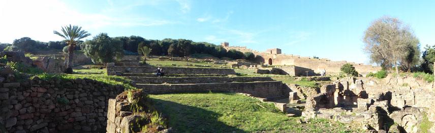 Ruinen von Chellah