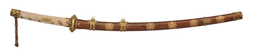 Samurai Schwert, frühe Edo-Zeit