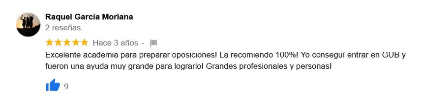 Opinión curso oposiciones Guardia Urbana de Barcelona - Academia en Barcelona Sirh