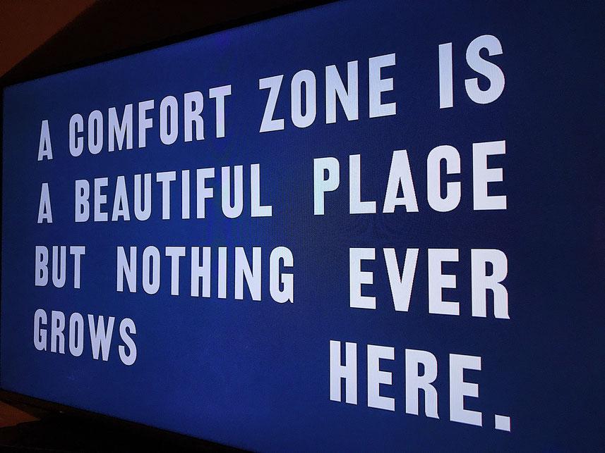 Beschreibung Comfort Zone