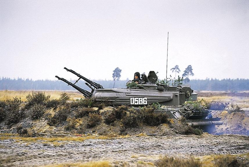Stratégiquement et techniquement, le Shilka est une réussite. Sa présence permet un converture antiaérienne efficace