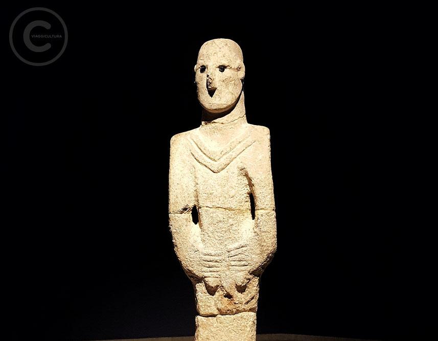 Statua di Balıklıgöl - Museo Archeologico di Şanlıurfa (Turchia)