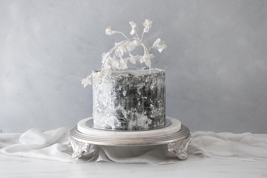 Torte Saarland Saarbrücken Hochzeitstorte Rheinland-Pfalz Luxemburg Marbled buttercream cake