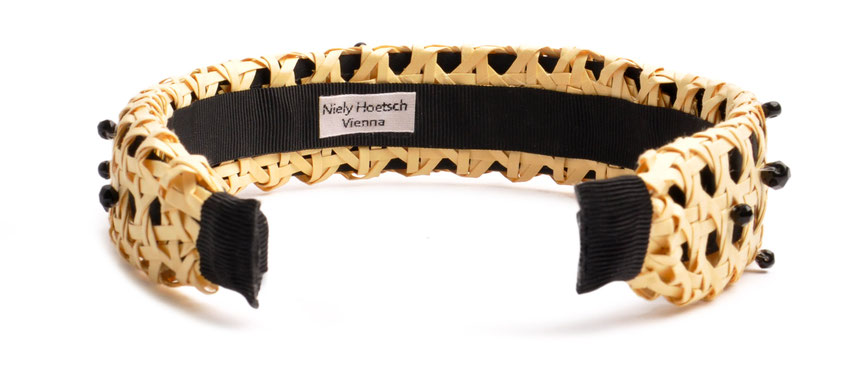 Headband Viennese Mesh Special Edition OSTWALD & Niely Hoetsch