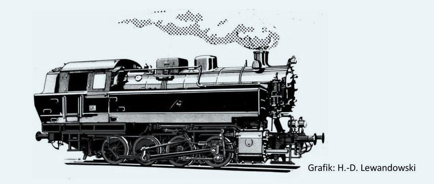 Das 2. Leben der Saarberg-Lok 37