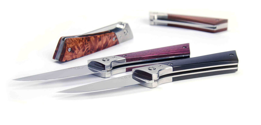 Schönes Messerfoto von Janos Freuschle