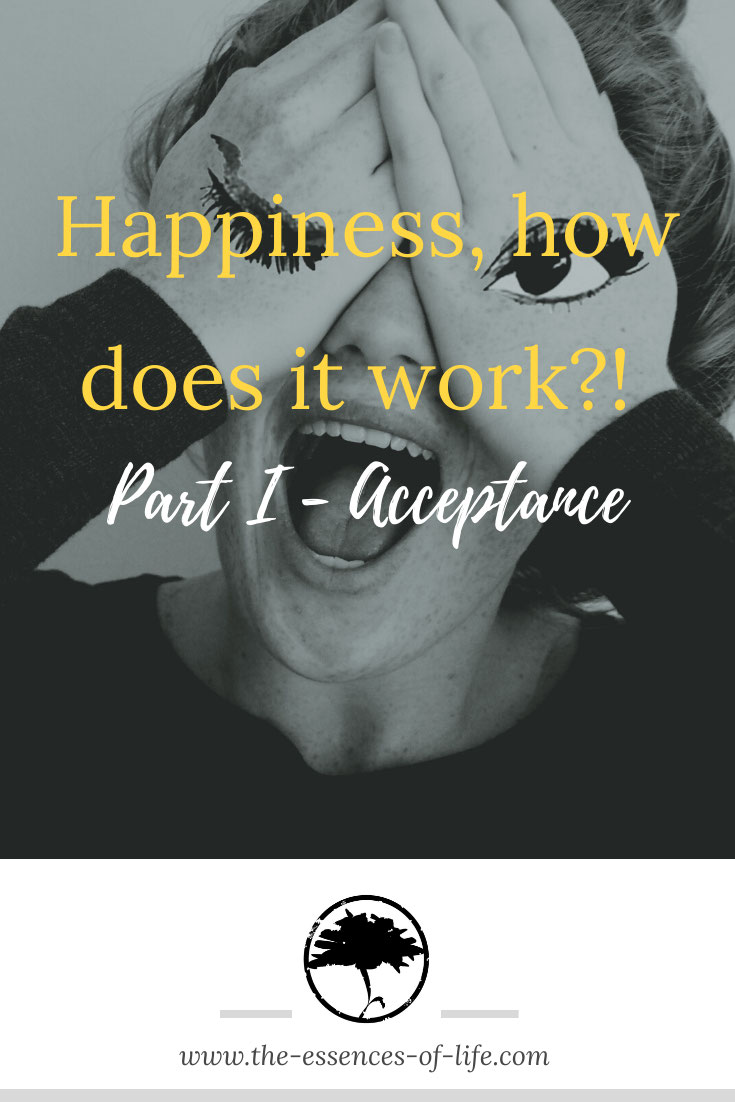 Happiness Luck happy acceptance