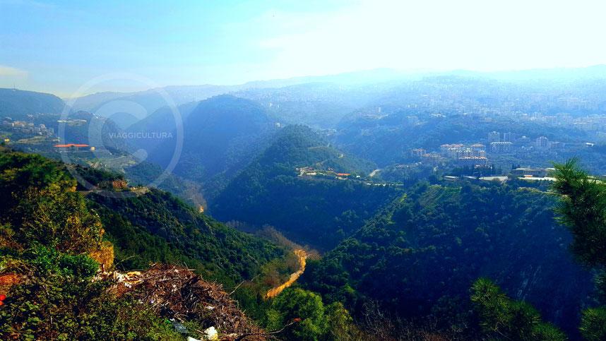 Valle di Qadisha - Libano