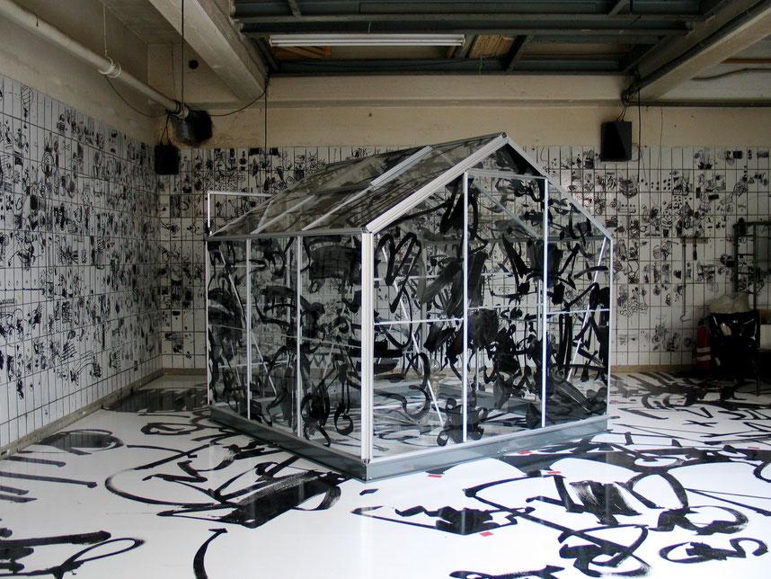 Kunst, Mixküche, Anthony Werner