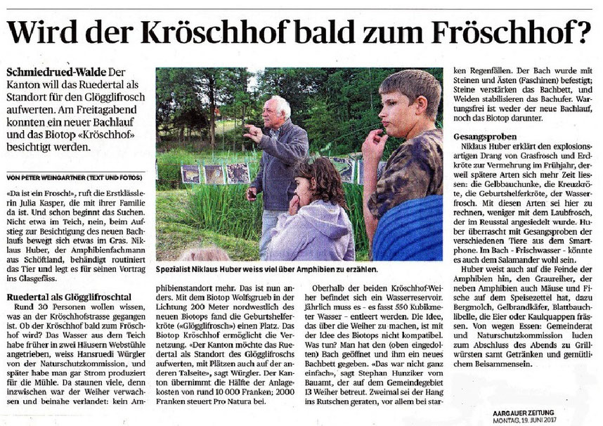 Schmiedrued-Walde Kröschhof Fröschhof Az Online
