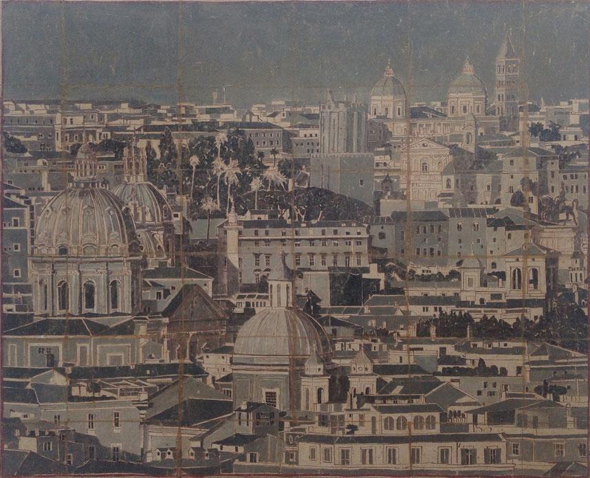 Roma - Gris Baroque- Piazza Venezia - Santa maria Maggiore