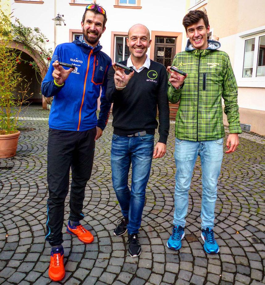 (v.l. Martin Schedler, Karsten Schulz, Tobias Blum)