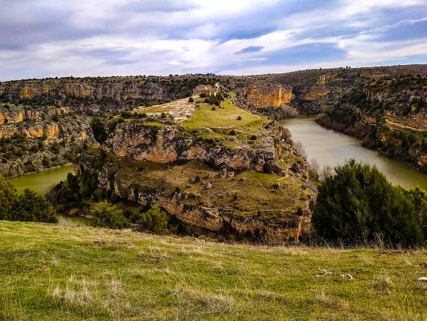 Hoces del Río Duratón, Segovia