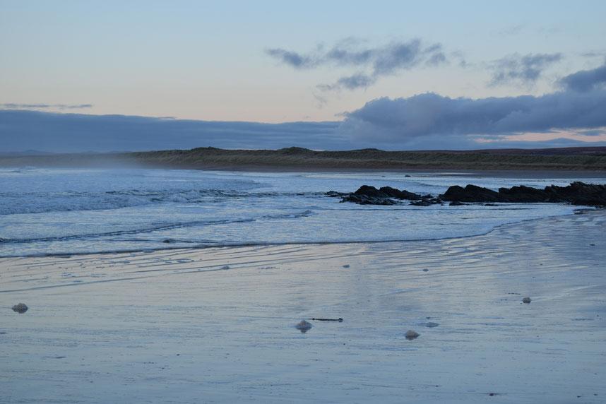 Kintra beach, Islay
