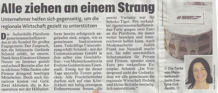 Quelle: Kronen Zeitung Burgenlandausgabe
