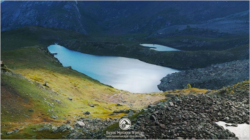lac briançon serre chevalier